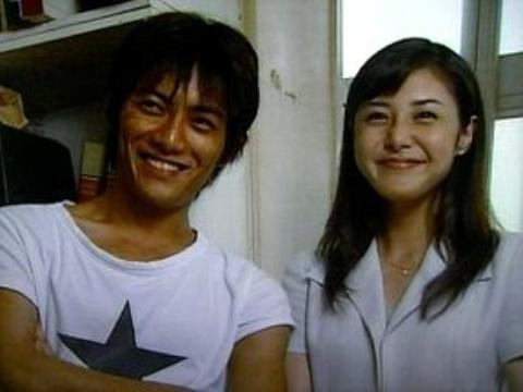 反町隆史の奥さんは松嶋菜々子!キッカケはあの人気ドラマだった!のサムネイル画像