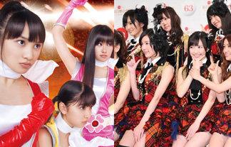 <ももクロとakb>日本のトップアイドルの違いをまとめました!のサムネイル画像