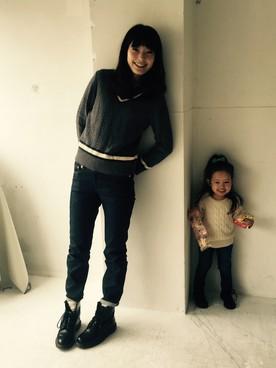 元ノンノモデル森貴美子も一人娘のママ、素敵な家族をご紹介しますのサムネイル画像