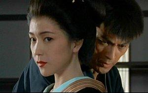 若村麻由美さんと渡辺謙さんが共演した『御家人斬九郎』の画像まとめのサムネイル画像