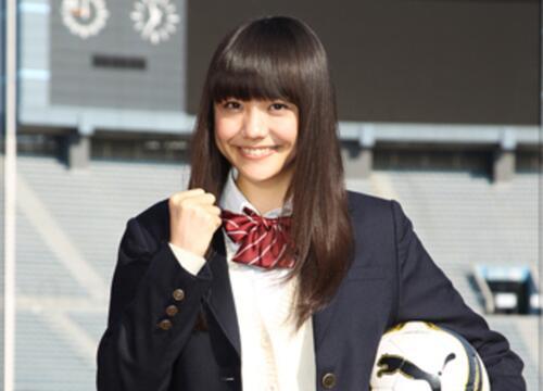 注目のアイドル☆松井愛莉 ドラマ『GTO』に挑戦でみせた素顔!のサムネイル画像