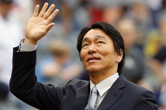 松井秀喜が日本球界に復帰しないのは、妻のワガママが原因だったのサムネイル画像