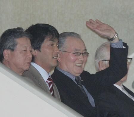 プロ野球のスター選手だった長嶋茂雄の長女は三奈じゃなかったの?のサムネイル画像
