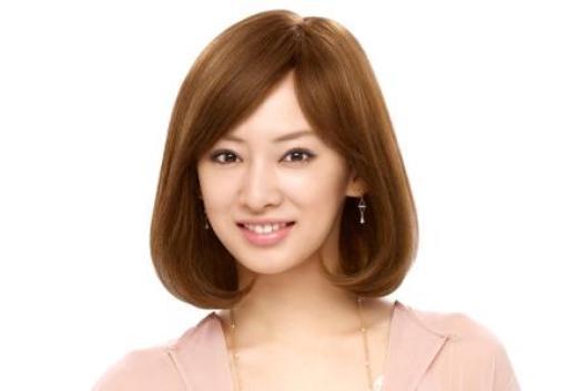 こんな風になりたい!キュートかつキレイな北川景子のボブスタイル!のサムネイル画像
