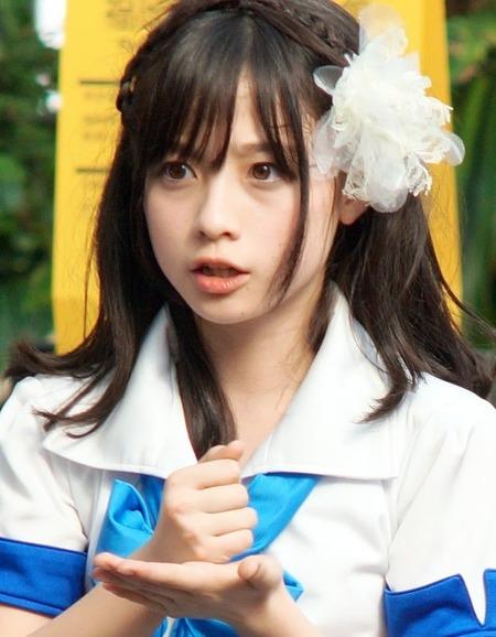 天使すぎるアイドル!!橋本環奈のメイクの仕方とかわいい画像まとめのサムネイル画像