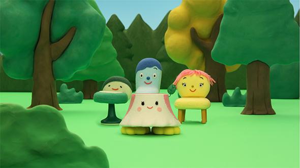 超人気幼児番組「みいつけた!」のコッシーの声って誰だか知ってる?のサムネイル画像