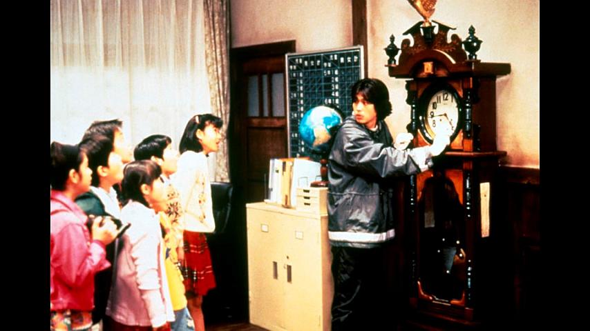 【怖いけど見たい!】映画『学校の怪談2』のキャストのご紹介のサムネイル画像