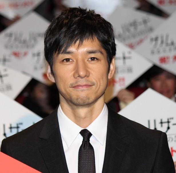 実力も人気もルックスもピカイチの俳優・西島秀俊さんの身長は?のサムネイル画像