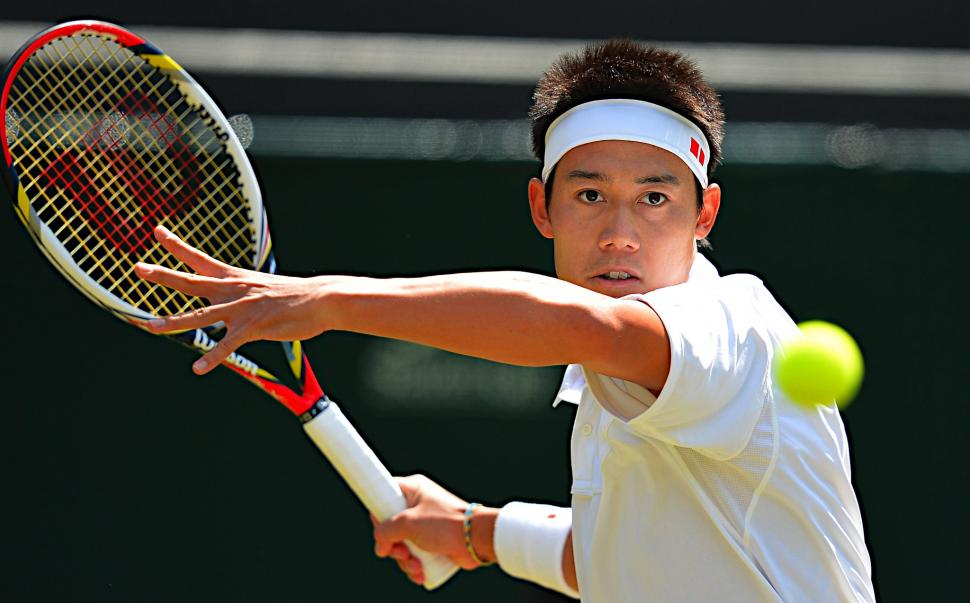 プロテニスプレーヤーとして大活躍の錦織圭の気になる身長は?のサムネイル画像