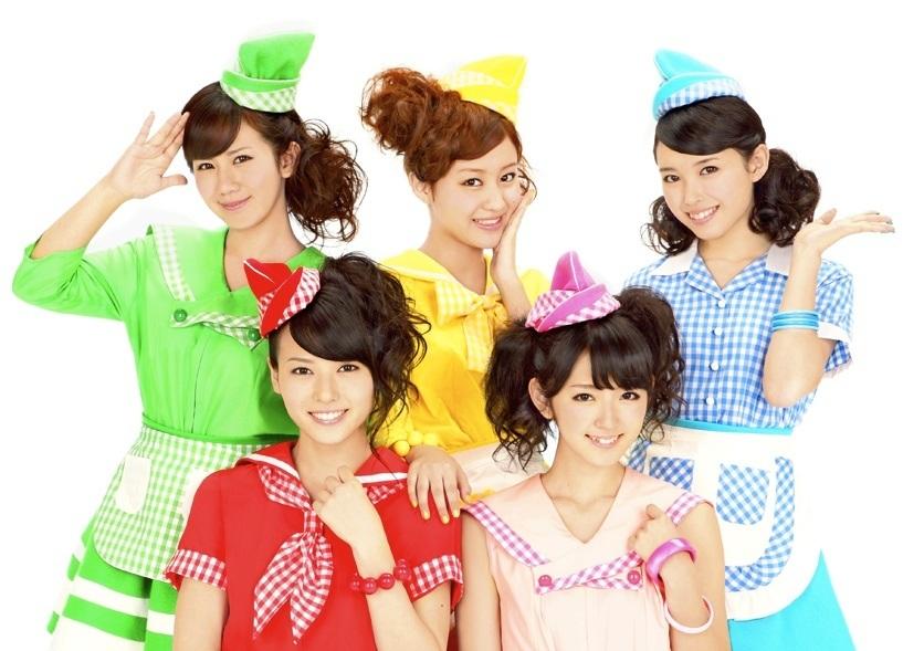 可愛いだけじゃない♪人気急上昇アイドル°c-uteのメンバーを紹介!のサムネイル画像