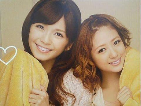 女子の憧れAAAの女子メンバー宇野実彩子・伊藤千晃が可愛い!のサムネイル画像
