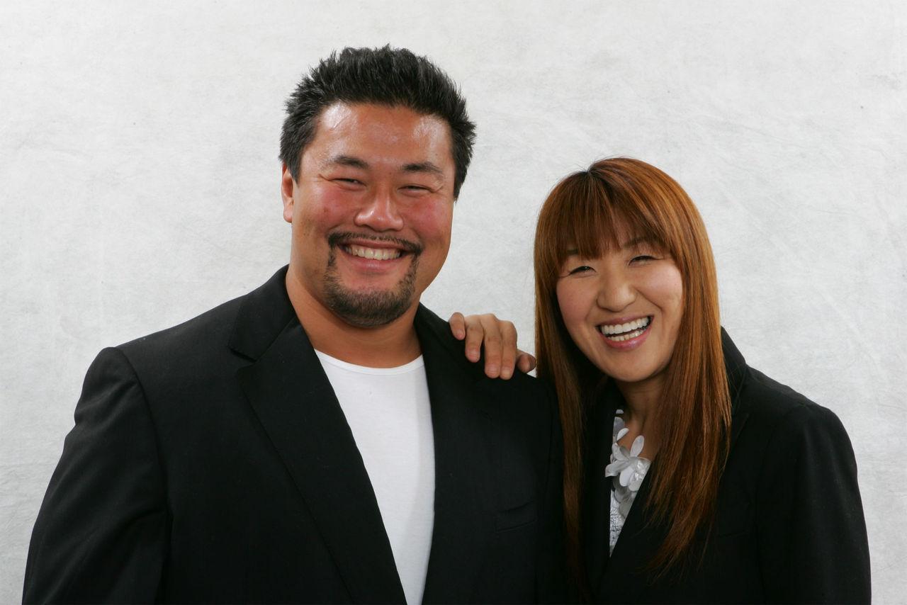 こんな旦那様ってうらやましい。みんなの憧れ北斗晶☆佐々木健介夫妻のサムネイル画像
