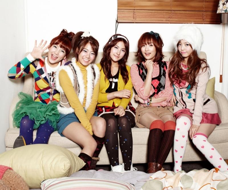 日本でも有名な韓国のかわいい女性アイドル4組をご紹介します♡のサムネイル画像