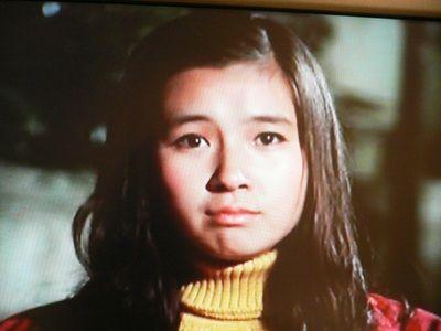 女優・秋吉久美子の美しき1970年代、美少女だった 若い頃の画像のサムネイル画像