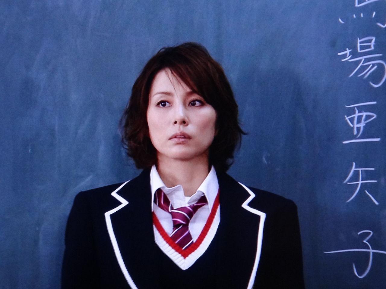 米倉涼子主演!「35歳の高校生」ってどんなドラマ?主題歌は?のサムネイル画像