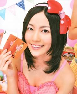 SKEの松井珠理奈はとんだ性悪女子だった!?嫌われる理由がありますのサムネイル画像