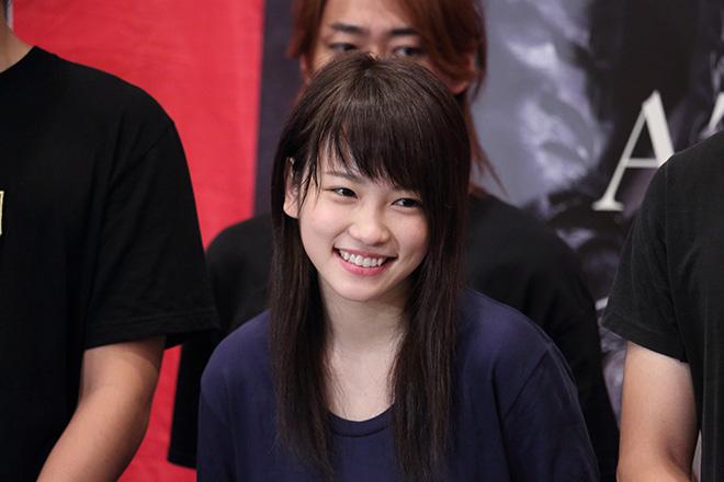 元AKB48♡川栄李奈さんの可愛すぎる前髪アレンジをご紹介します♪のサムネイル画像