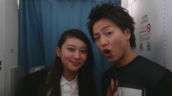 EXILEのメンバーTAKAHIROと女優・武井咲は交際しているのか!?のサムネイル画像