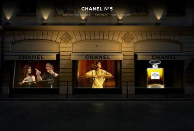 シャネルの映画より美しいcm、数分間に凝縮されたシャネルの世界!のサムネイル画像