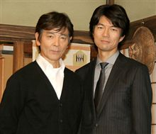 30年経っても柴田恭兵は役者の師匠で、仲村トオルは後輩刑事!?のサムネイル画像