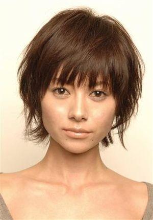 真似したいと憧れる女性多発中!!真木よう子のショートヘアスタイル集のサムネイル画像