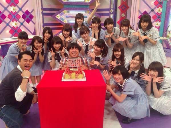 乃木坂46とバナナマンの意外な関係!乃木坂46メンバーの卒業!?のサムネイル画像