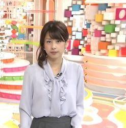原因はダルビッシュ結婚のショックか?生放送中に加藤綾子が倒れる!のサムネイル画像