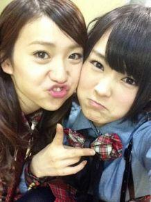 NMB48山本彩が元AKB48大島優子になってみた・・・♡結果はいかにのサムネイル画像