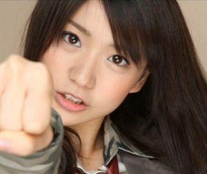 【神対応?】元AKB48の大島優子さんの握手会での様子【塩対応?】の画像