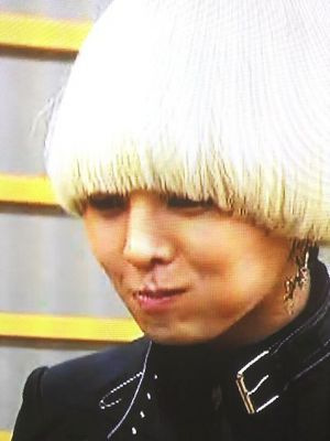 【BIGBANG】G-DRAGON(ジヨン)の髪型が個性的過ぎる!【リーダー】の画像