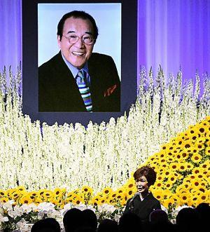 故・愛川欽也さんと前妻の息子は...