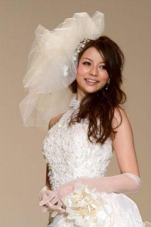 香里奈プロデュースのドレス「Sancta Carina」をウェディングに♡の画像