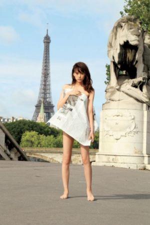 【画像】桐谷美玲のパリで撮影した写真集がかわいいと話題に!?の画像