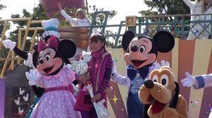 三森すずこは東京ディズニーシーのショーに出演していた!