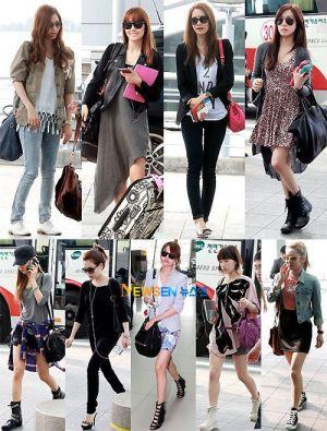 私服で検証!少女時代でファッションセンスが光るメンバーは?!の画像