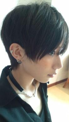 かっこよくて女子に大人気!ショートの髪型が似合う光宗薫さんの画像