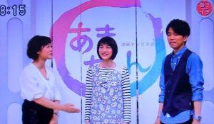 """有働由美子アナ号泣!「あさイチ」でコーナーになった""""朝ドラ""""受けの画像"""