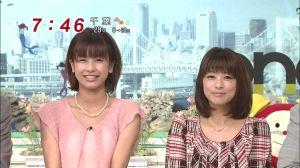 生野陽子と加藤綾子は仲良し・不仲?めざまし卒業理由とその後の関係の画像