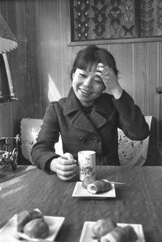 若い頃の樹木希林はこんなに可愛い!内田裕也とのツーショット画像もの画像