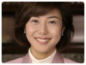 松嶋菜々子の髪型を真似したい!お手本にしたい髪型の画像特集☆の画像