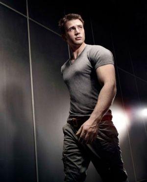 海外のイケメン俳優4人目・筋肉が美しいクリス・エヴァンス