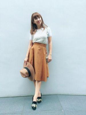 紗栄子の私服画像