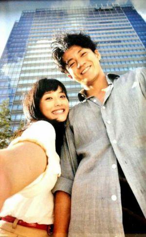 石原さとみが小栗旬との写真をあげて山田優に喧嘩を売っている?!の画像