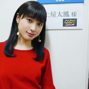 人気女優土屋太鳳のデビュー当時って?最初はCMからだった?の画像