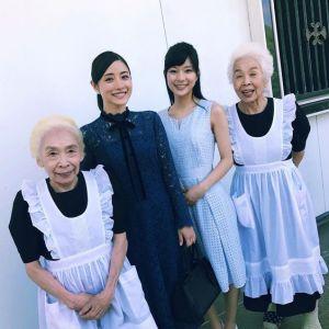 『石原さとみ』の可愛すぎたドラマ衣装!過去の服も一挙公開!の画像