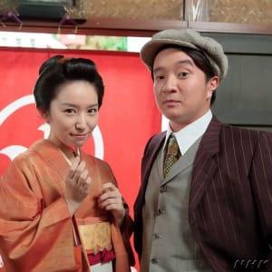 濱田岳の嫁の小泉深雪は身長差19cm!結婚した2人の馴れ初めや娘について!の画像