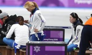 氷上の女神 キム・ボルムって?オリンピックで土下座したって本当?の画像