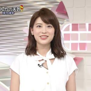 郡司恭子アナが可愛い!いつ結婚する?彼氏やカップ数は?実家はお金持ち?の画像