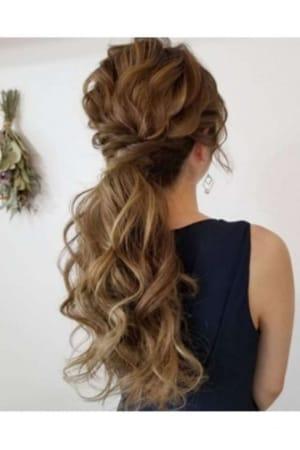 【2019最新版】結婚式の髪型は?簡単ボブ?大人っぽい髪型?マナーは?の画像