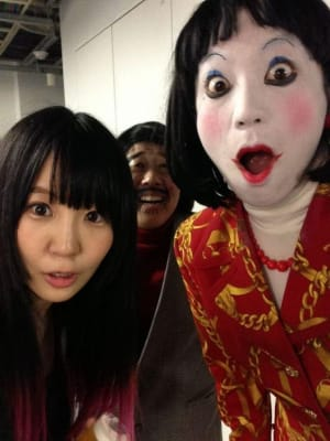 日本エレキテル連合の現在(2020)が話題!橋本と中野の素顔は?の画像